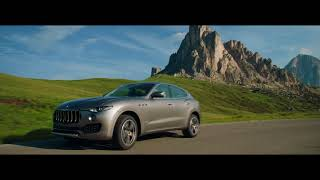Maserati Levante. Discover the Maserati of SUVs.