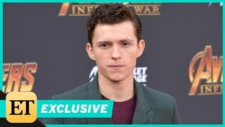 Tom Holland's Brother Harry Gushes Over Having a Superhero in the Family (Exclusive)