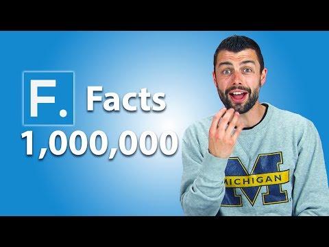 LIVE - Irish People Taste Test Success - One Million Subscribers!