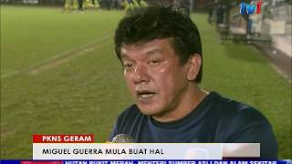 Download Video PKNS GERAM- MIGUEL GUERRA MULA BUAT HAL [8 JUN 2016] MP3 3GP MP4
