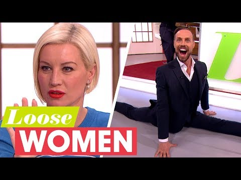 Can Jason Gardiner Get Denise to Do the Splits? | Loose Women