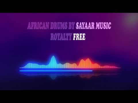 Royalty Free African Drum Music