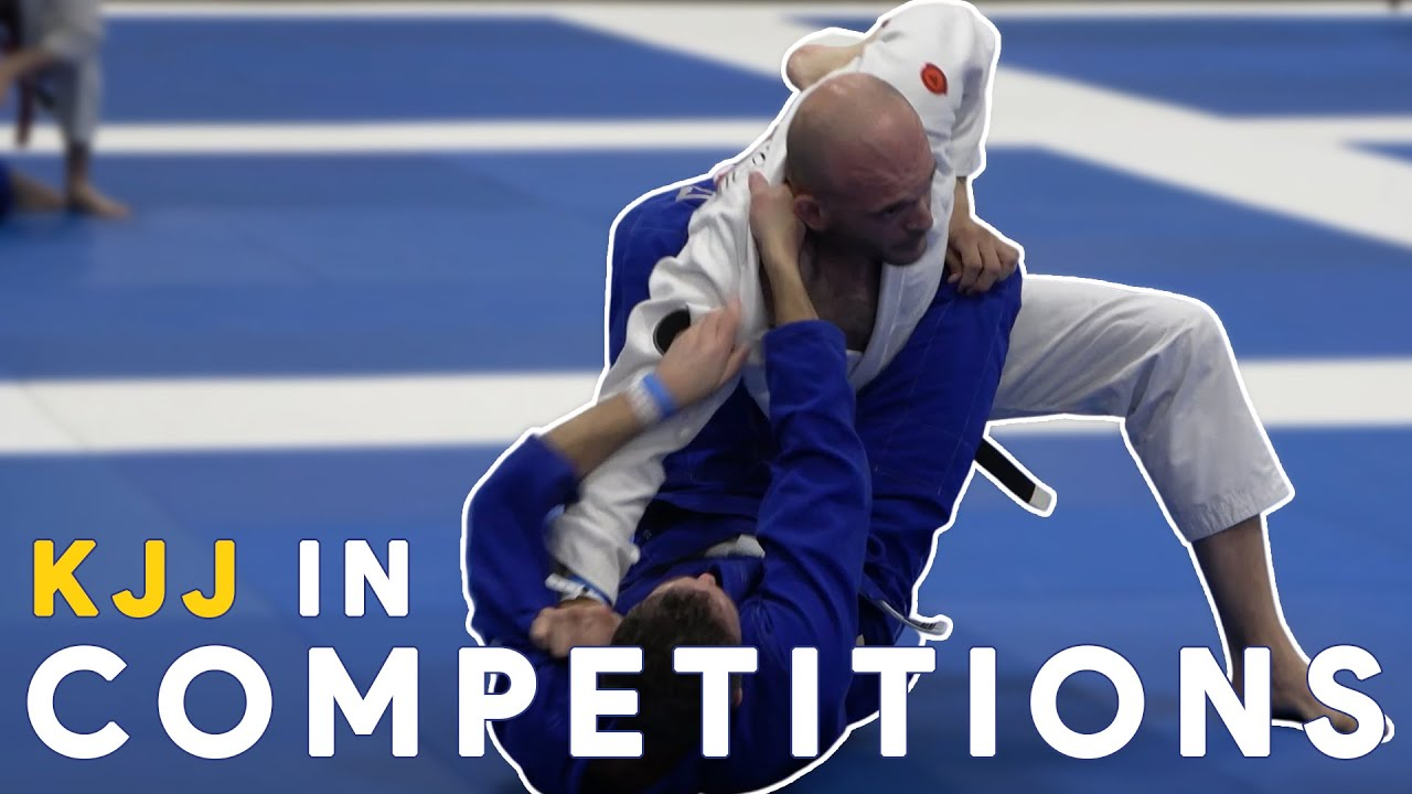 BJJ Competition Highlights - Kama Jiu-Jitsu In Action
