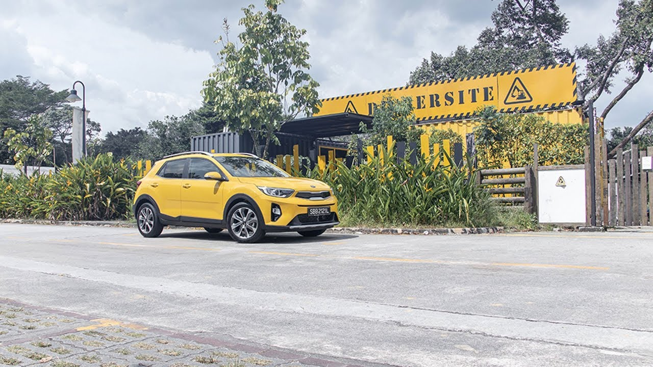 Car Review Kia Stonic 1 0t Sx Sunroof A