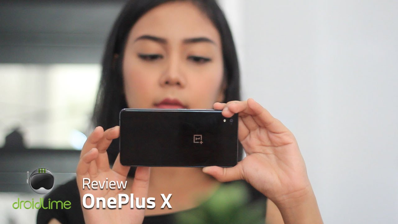 OnePlus X Quick Review