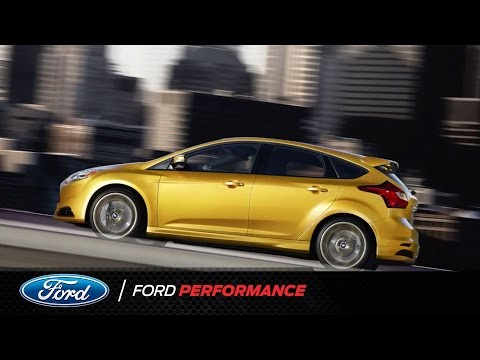 Ford Racing ST Calibration | Focus ST | Ford Performance