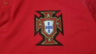 Portugal World Cup Home Jersey 2018 - cheapsoccerjersey.org