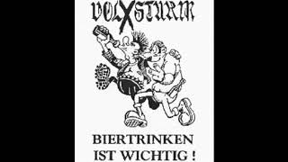 Volxsturm Ohne Arbeit Demo 1995