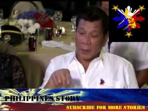PRESIDENT DUTERTE TO PRESIDENT TRUMP