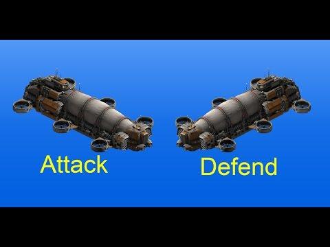 Herald: Attack & Defend