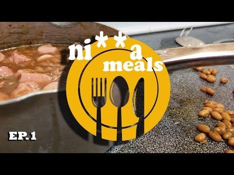 NI**A MEALS EP.1 | HOW TO MAKE POKE'N BEANS