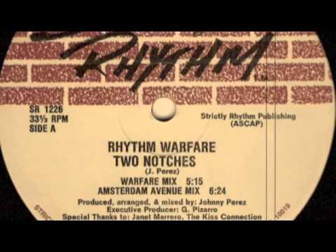 Rhythm Warfare - Two Notches (Warfare Mix)