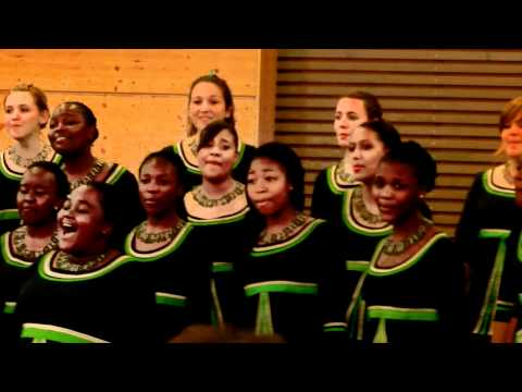 """Pretoria High School Choir"""