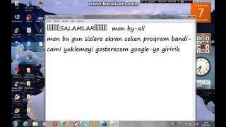 ekran ceken proqram yuklemek