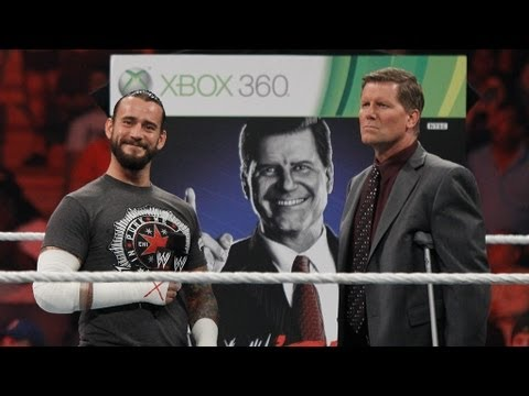 Official cover revealed for new WWE 13 video game
