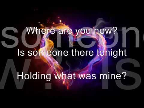 WHERE ARE YOU NOW (W/LYRIC) ~ JIMMY HARNIEN