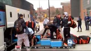 RIT on TV: RIT Tigers return to campus - WROC