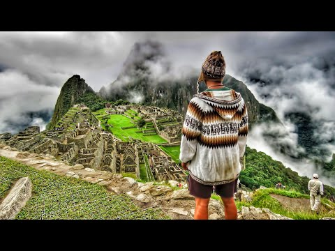 Epic Holiday in South America - Machu Picchu, Death Road, Iguazu, Salt Flats (GoPro Hero 4)