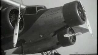 De Fokker F-XX Zilvermeeuw (1933)