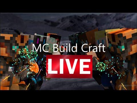 MC Build Craft Jetzt Gehts Los Live