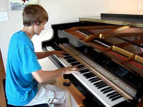 The Fray: Never Say Never Piano Cover