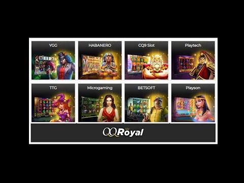 QQRoyal Situs Judi Slot Online Deposit Pulsa Tanpa Potongan