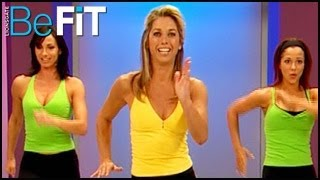 Athletic Interval Training Cardio Workout: Denise Austin