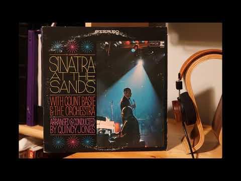 Frank Sinatra  - Sinatra At The Sands - Angel Eyes (Vinyl)