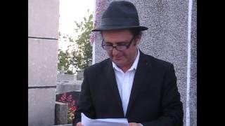 Muertos de Poesía: Queño Binimelis y Ricardo Mahnke en homenaje a poetas de Tomé