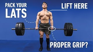 Build A Bigger Deadlift With Perfect Technique (Conventional Form) thumbnail