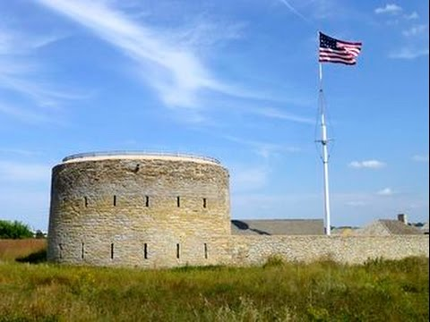 Fort Snelling - Minneapolis, Minnesota - Travel Thru History