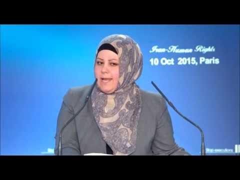 السيدة حنان البلخي سفيرة الإئتلاف الوطني لقوئ الثورة والمعارضة السورية