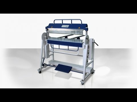 Schröder universal-segment-bukkemaskine ASK fra MUNCHOLM A/S