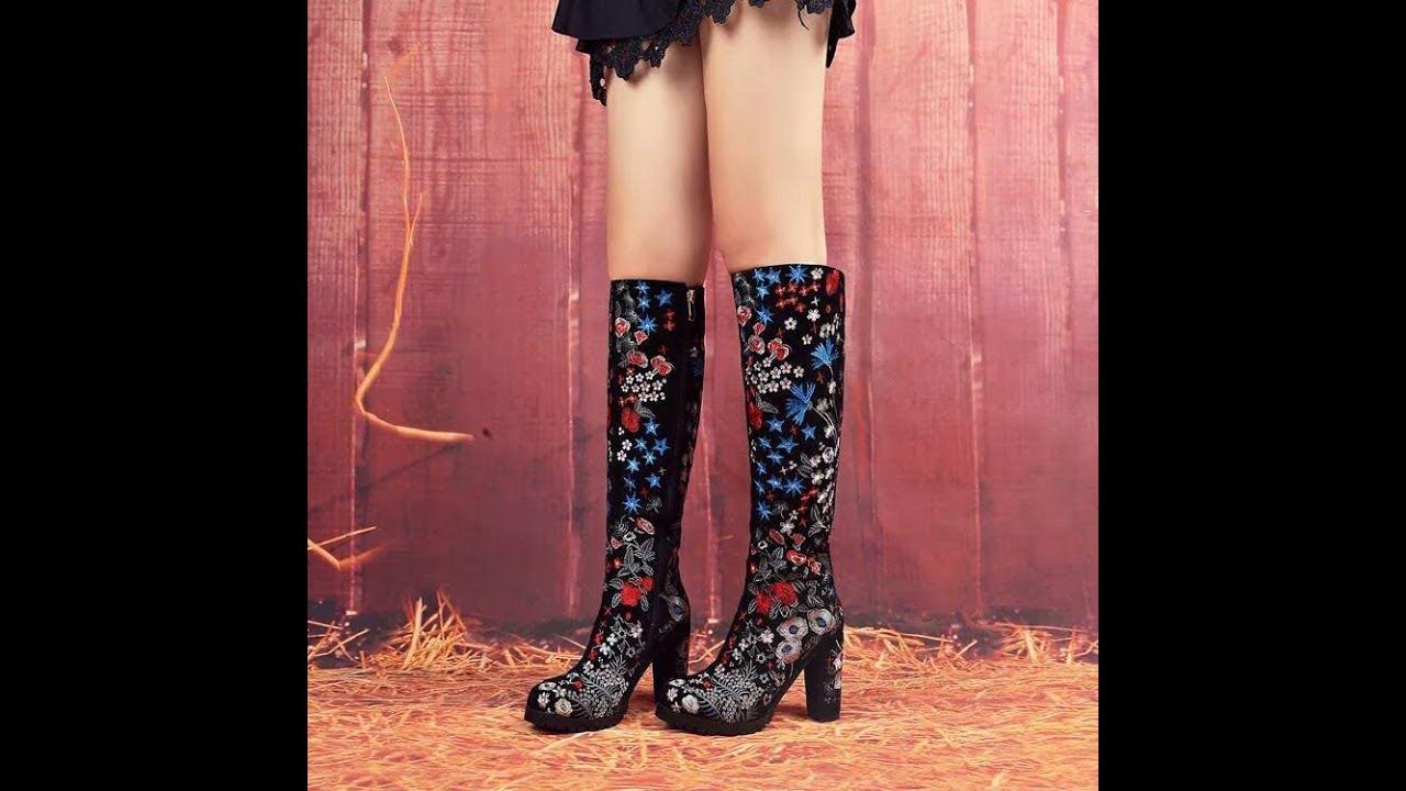 b8e58108f بوتات وحذاء شتاء 2018الاناقه والشياكه احدث واجمل موديلات 201 Shoes & boots