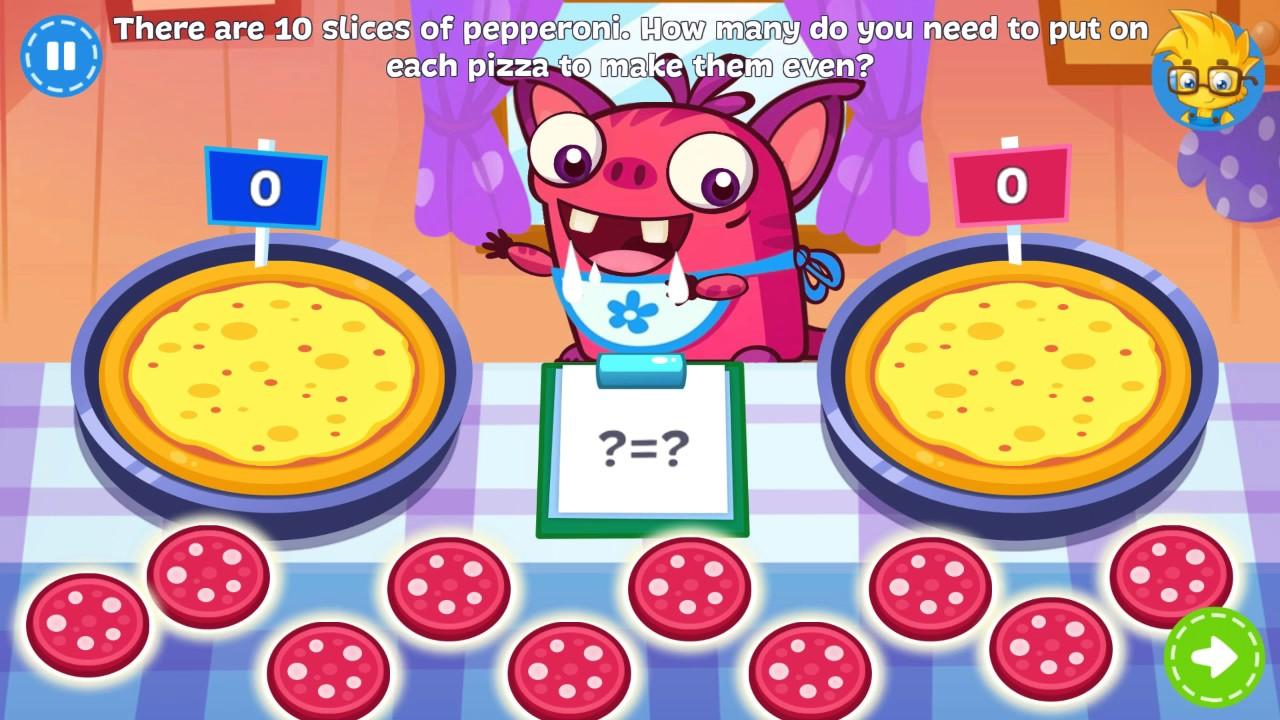 Fun Math Games for Little Kids🎃First Grade Math by Plarium ...