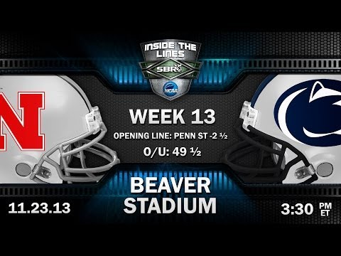 Nebraska Cornhuskers vs Penn St Nittany Lions Preview: College Football Picks w/ Joe Duffy, Loshak