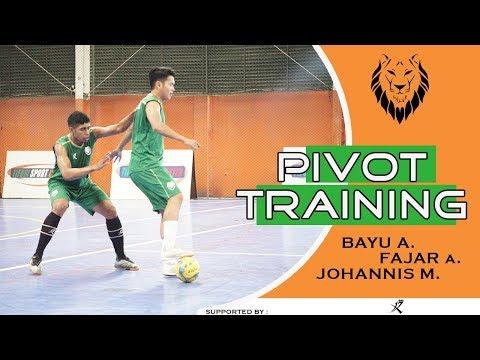 HALUS FC : PIVOT TRAINING