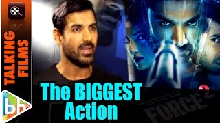 Force Series Could Be The BIGGEST Action Franchise In India | John Abraham