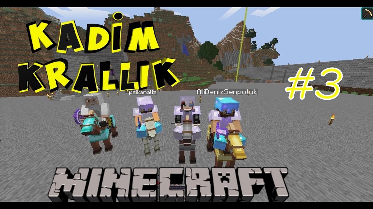 GONDOR'UN KARANLIK TARAFI !   Minecraft: Kadim Krallık   Bölüm 72