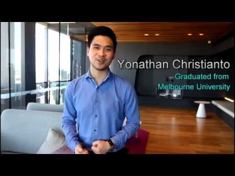 Yonathan Christianto - Video Interview Kraft Heinz graduate program 2017