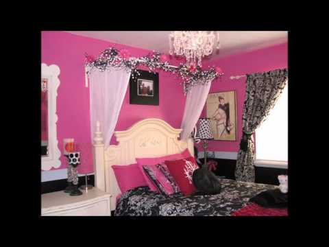 The Of Black White And Pink Bedroom Ideas Below