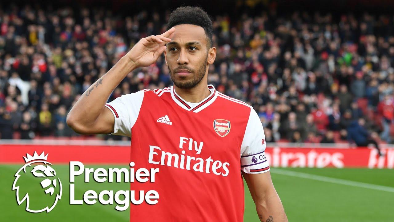 Download Pierre-Emerick Aubameyang's best Premier League goals for Arsenal | NBC Sports
