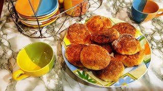 Сырники из творога в духовке  Рецепт проще простого