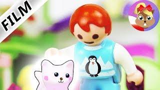 Playmobil Film polski   Emma spotyka MAGICZNEGO KOTKA   Nowy przyjaciel czy nowe zwierzątko domowe?