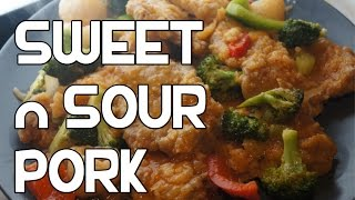 Deluxe Sweet n Sour Pork Recipe - Chinese Wok