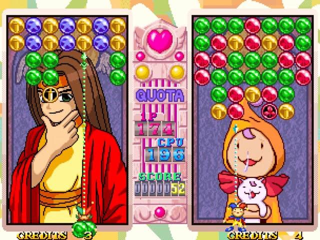Jouez à Magical Drop III sur SNK Neo Geo grâce à nos Bartops Arcade et Consoles Retrogaming