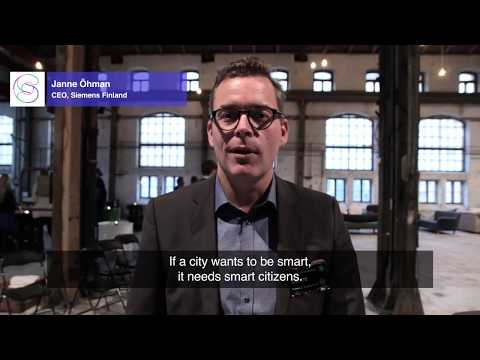 How do you think Helsinki region will turn to Smart & Clean?