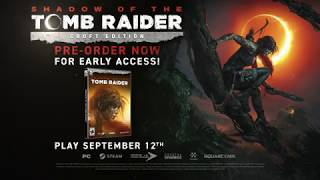 Shadow of the Tomb Raider – PC Technology Trailer
