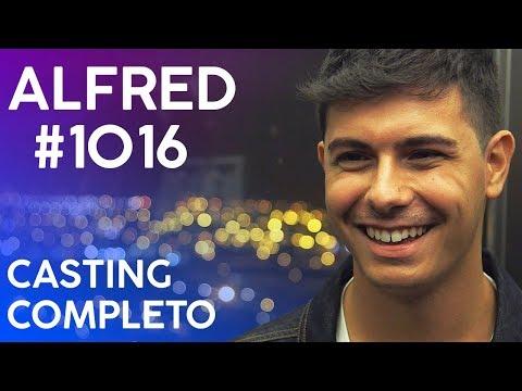 CASTING COMPLETO de ALFRED | OT 2017