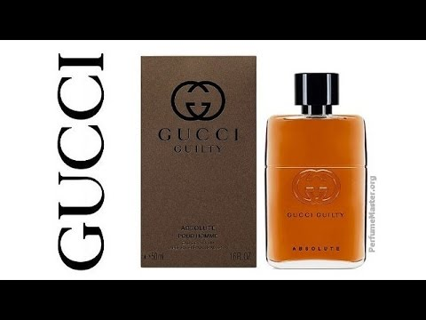 gucci guilty absolute pour homme fragrance youtube